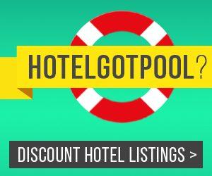 Hotel Got Pool