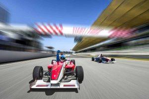 Austin Formula 1 Car